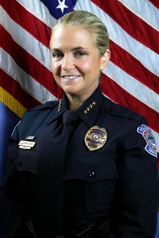 Chief Bernadette Dipino