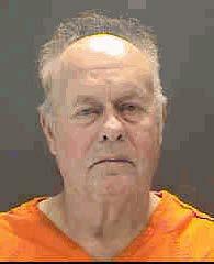 Edward Lakomiak, 68 3600 Bayshore Drive, Lakewood Ranch, FL Charge: Solicitation of Prostitution