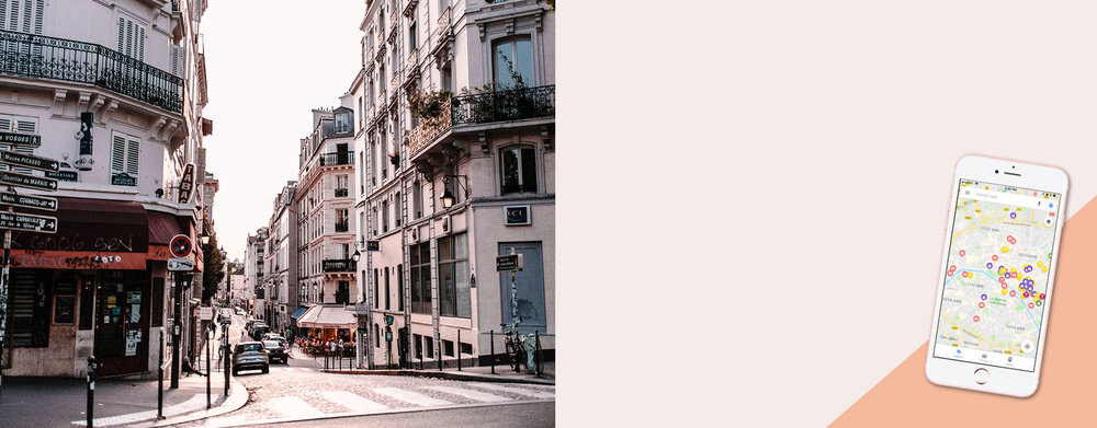 THE ESSENTIALPARIS TRAVEL GUIDE - FOR THE FOOD & PHOTO OBSESSED