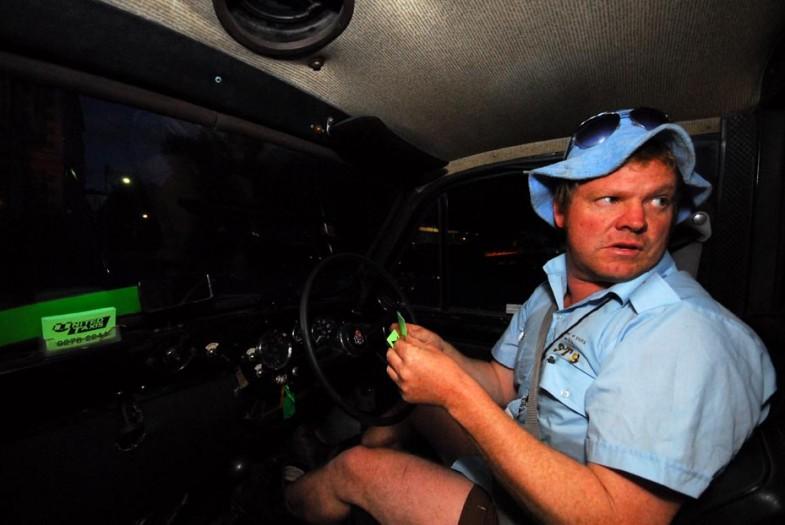 Salamanca Taxi Service  -  Tristan Stowards