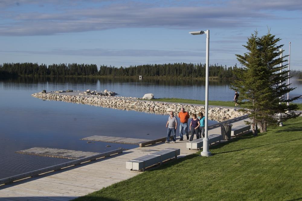 Cobb's Pond Rotary Park, Gander, Newfoundland and Labrador