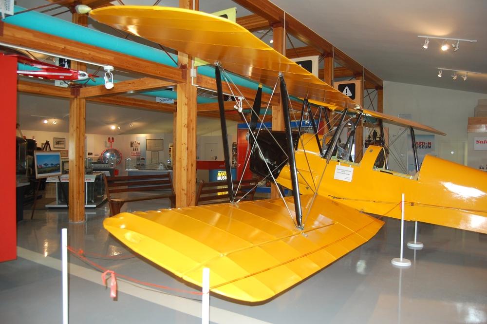 North Atlantic Aviation Museum, Gander, Newfoundland and Labrador