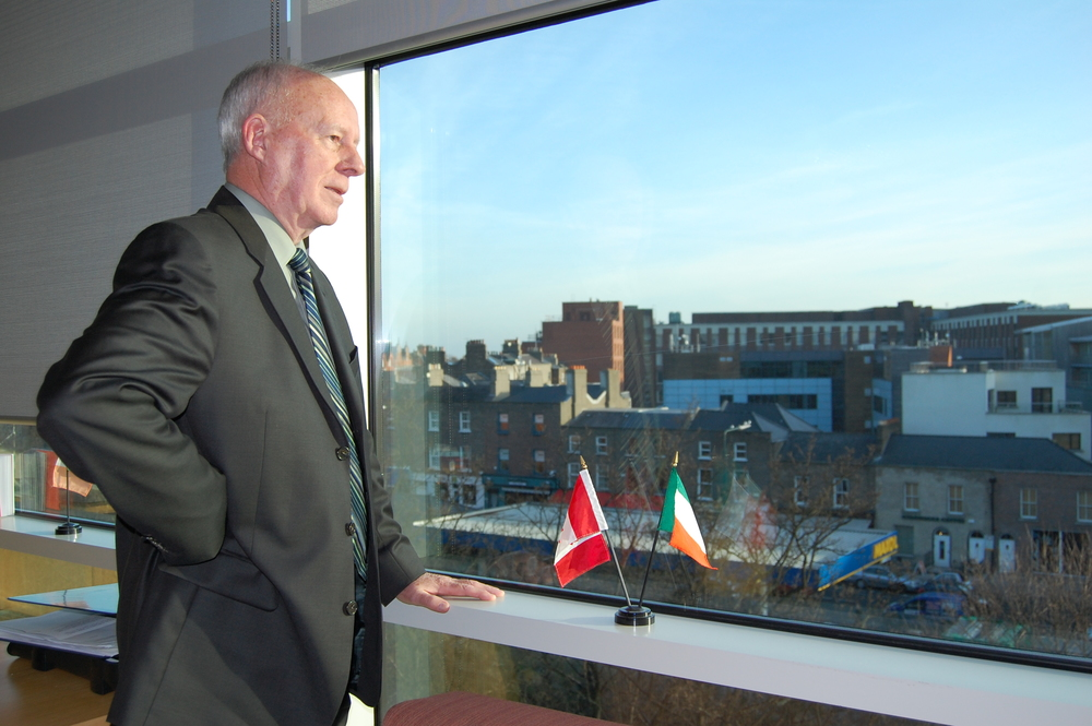 Loyola Hearn, Canadian Ambassador to Ireland