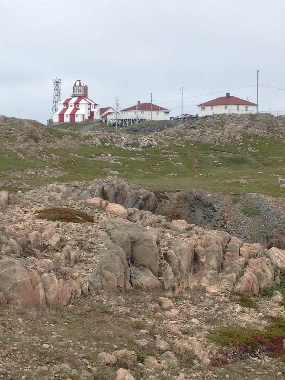 Cape Bonavista, Newfoundland.