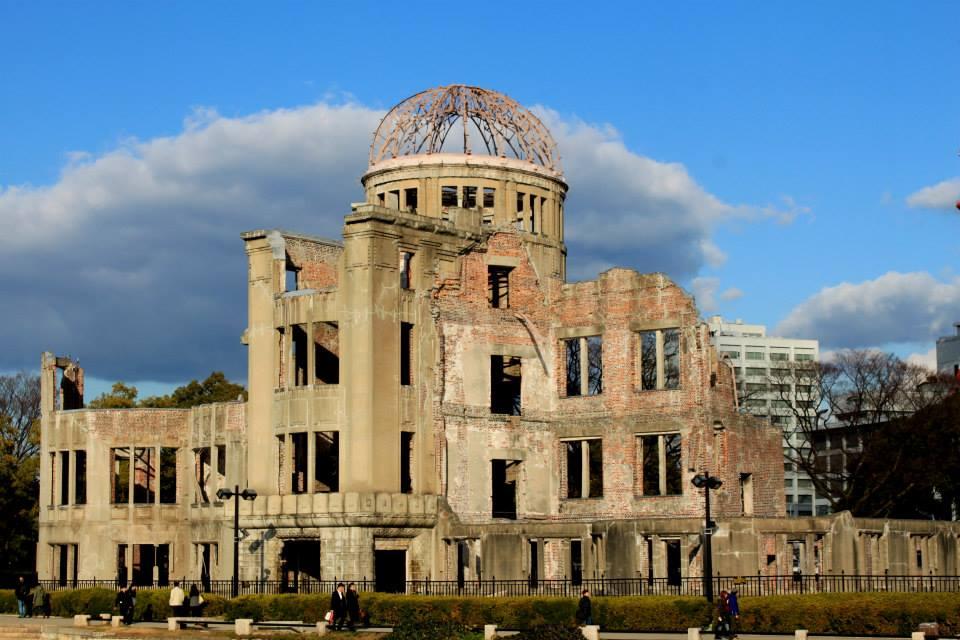 Hiroshima, Japan. (Jason Clarke)