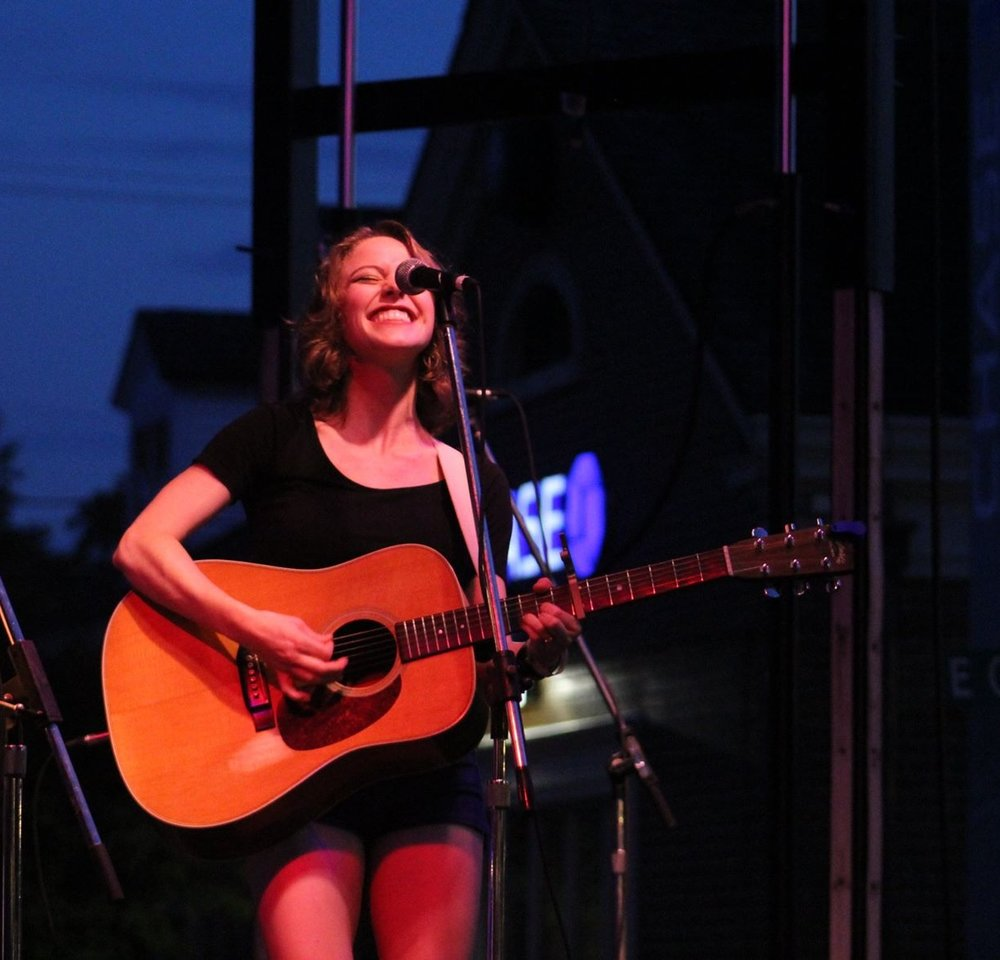 Catch Britt performing solo at Sidewalk Cafe, Rockwood, and The Bitter End! Otherwise, you'll see her strumming with the hot and wild Snowy Mountain Sisters!