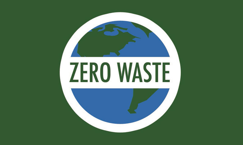 WEDNESDAY, SEPT 17 Zero Waste Demo WTF & Lauren Singer