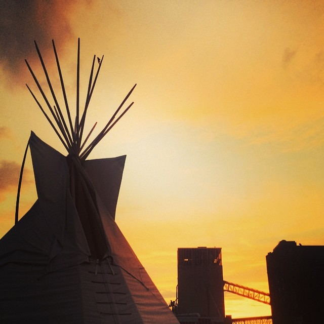 FRIDAY, SEPT 26 Closing Ceremony Tipi Project & Special Guests