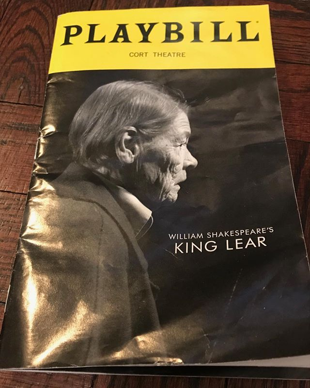 Honored to be at opening night! A theatre experience I will always remember. Amazing cast.