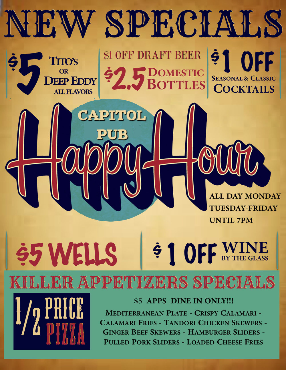 Capitol Pub Happy HOur Poster.jpg