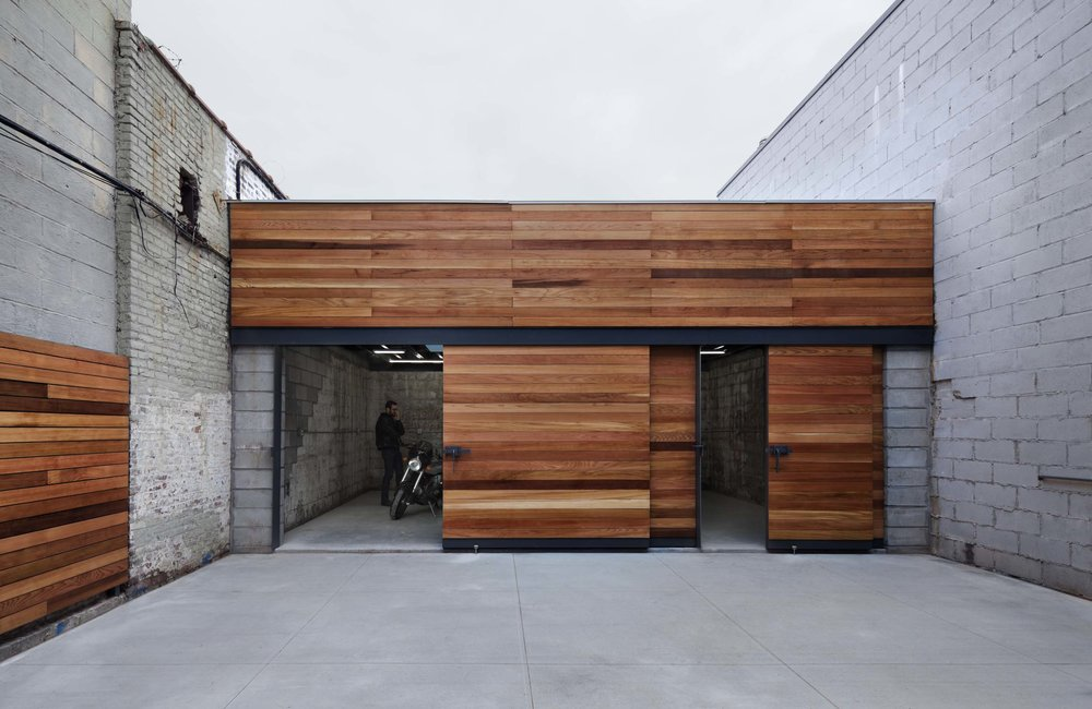Bushwick Motorcycle Garage -