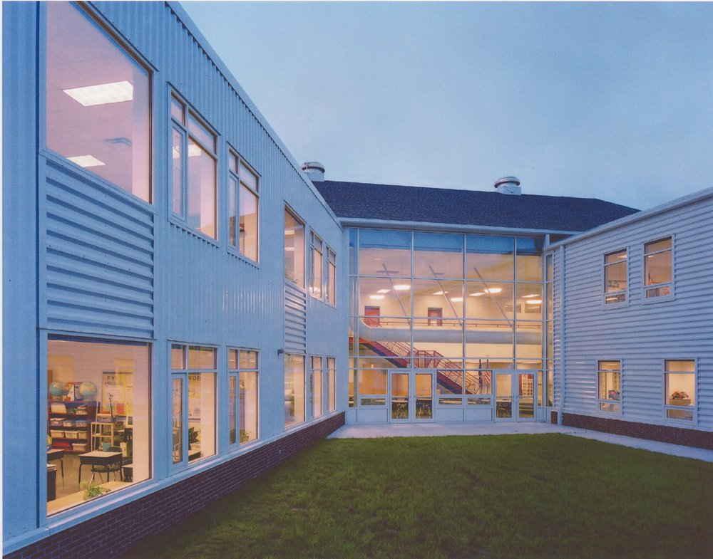 VMDO Architects - Appomattox Elementary School