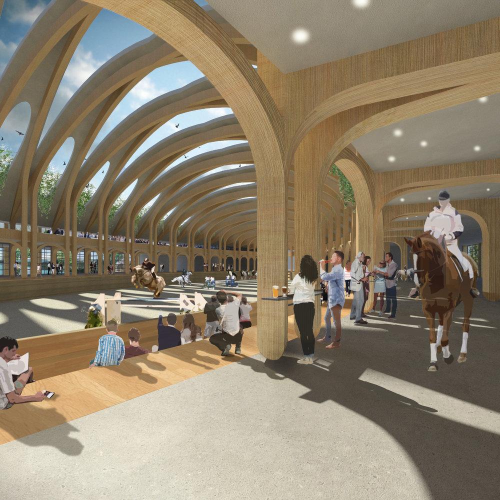 Brooklyn Equestrian Arena -