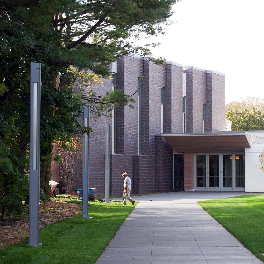 Before Dameron Architecture -