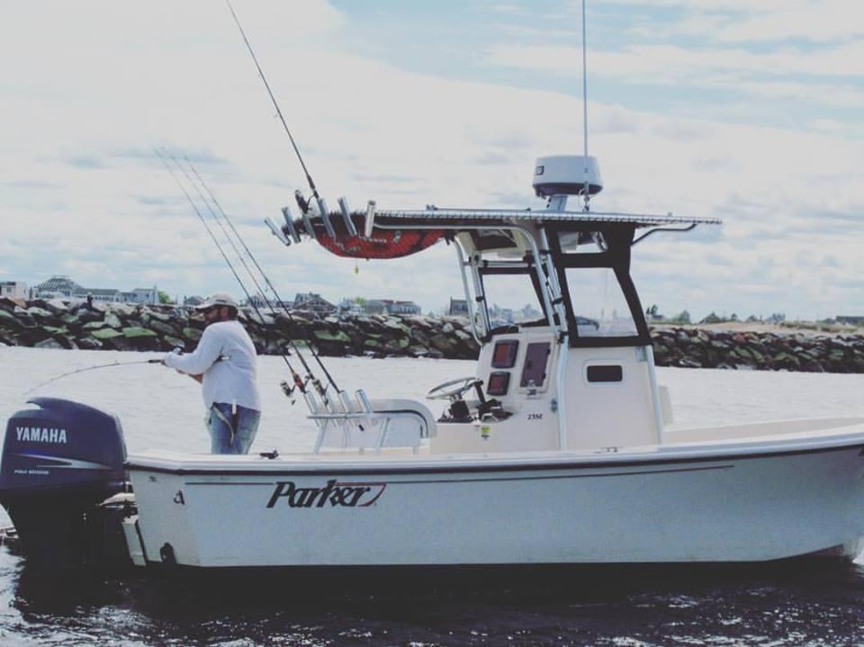Newburyport Fishing Captain