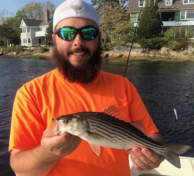 Dan coming up to a Newburyport Charter to put a hurting on schoolies!