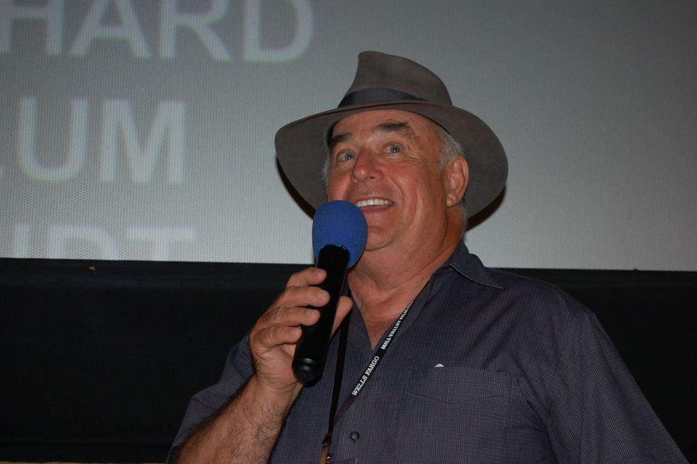 Director William Farley at MVFF37