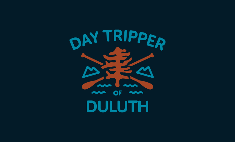 Day Tripper of Duluth Logo Redesign