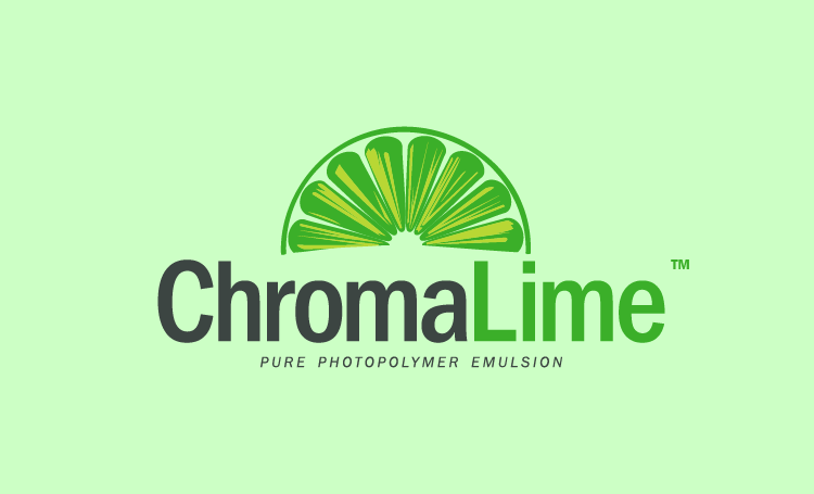 ChromaLime logo, and branding materials