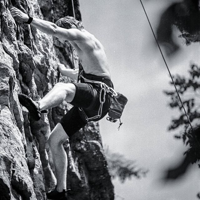 Thanks @thisismandar for documenting our Canadian climbing via film. Well worth the wait!