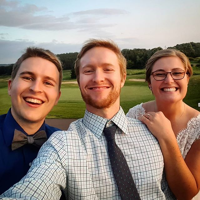 @katelynnedevney and Ben had such a fun wedding with the best people. It always gets weird when the cousins are around :) thanks for the video @danielleighbarry