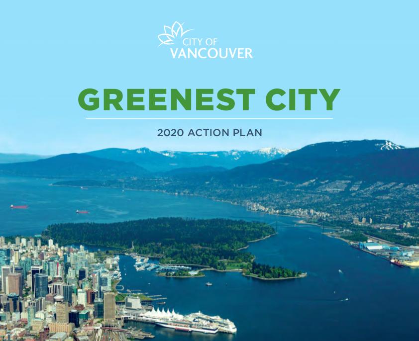 Vancouver 2020 Plan