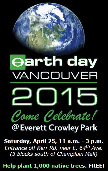 Plant 1,000 trees! April 25th
