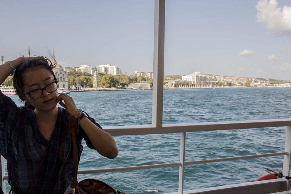 Menglan (Istanbul, 2013)