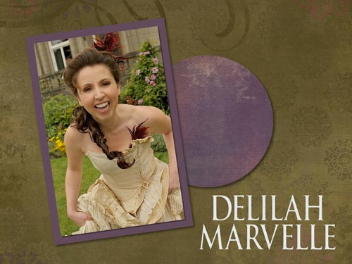 "Next up was Delilah Marvelle, author of ""Forever and a Day""."