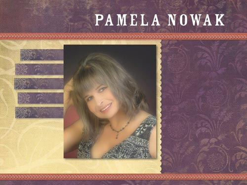 "Next was Pamela Nowak, author of ""Choices""."