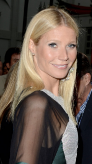 Gwyneth Paltrow is who I would cast as Billy Jack Tate.
