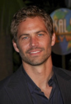 I would have cast the late Paul Walker as Luke Palmer.