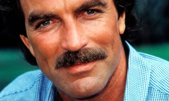 A young Tom Selleck was the inspiration for Drew O'Connor.