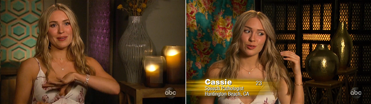Bachelor 23 - Cassie Randolph - **Sleuthing Spoilers** - Page 22 Pickupcassie