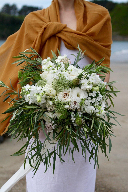 Anna's bouquet...