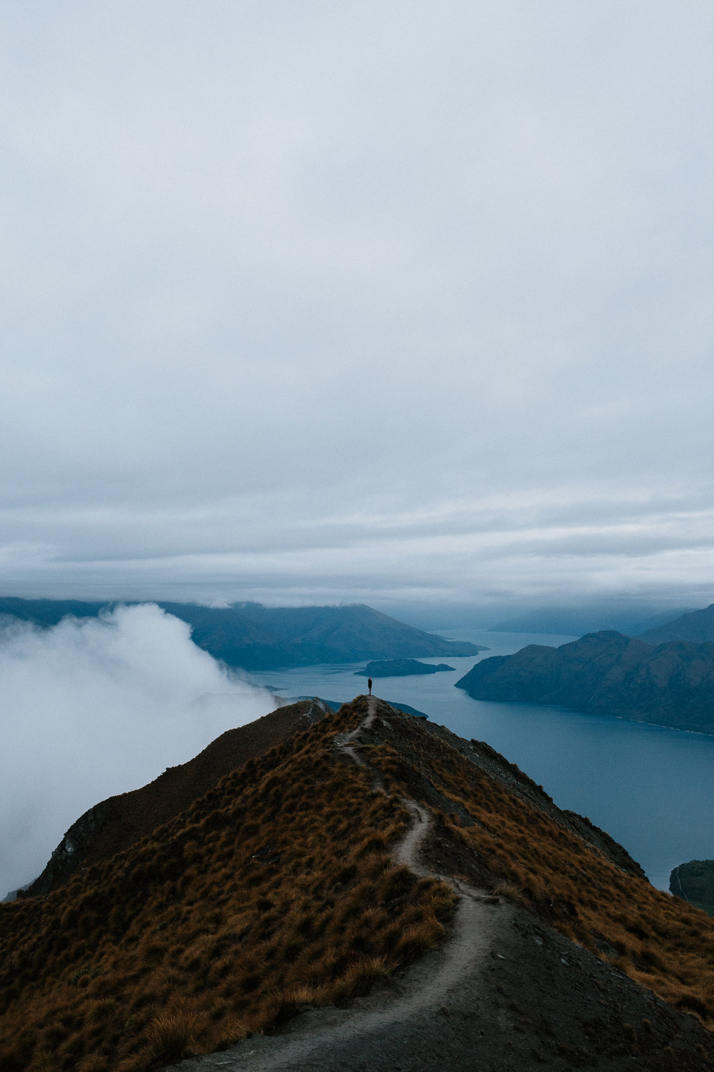 Roy's Peak, Wanaka, New Zealand