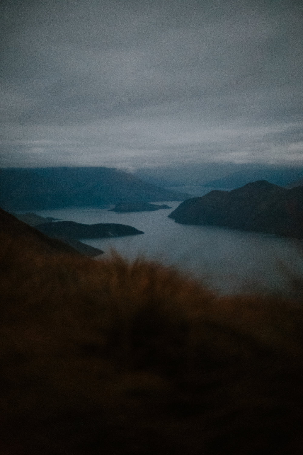 Roy's Peak, Glendhu Bay, Wanaka, New Zealand