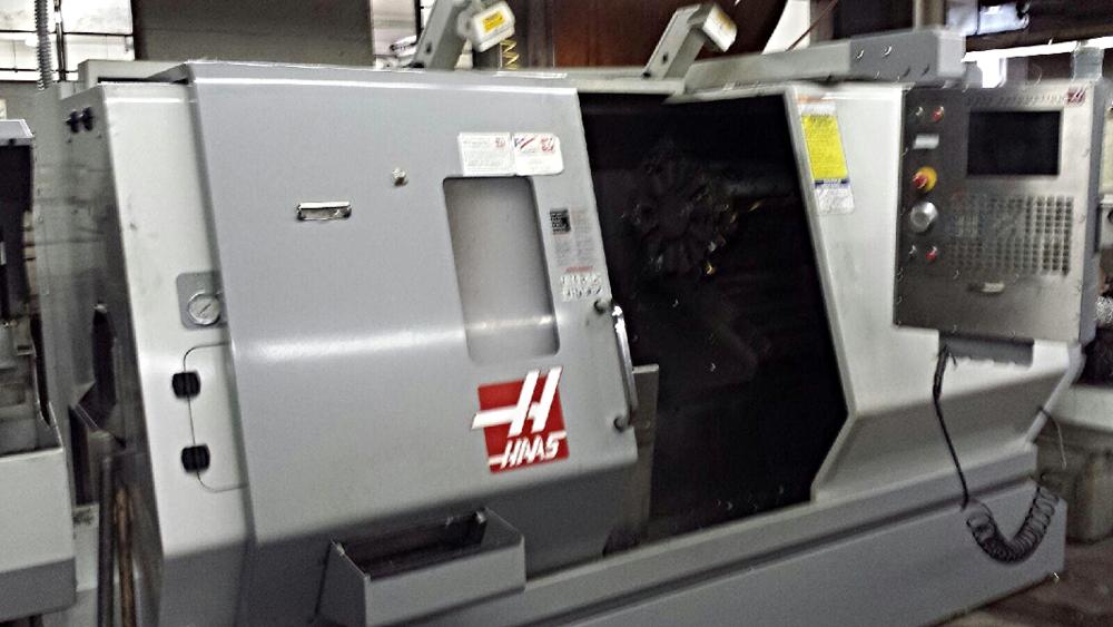 HASS SL 30 CNC Lathe