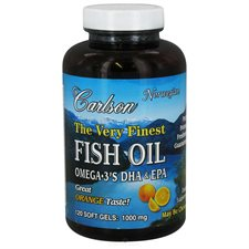 Purchase Carlson Very Finest Orange Fish Oil on Rakuten.com