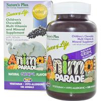 Purchase Nature's Plus Animal Parade on iHerb.com