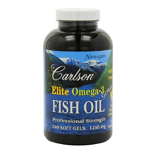 Purchase Carlson Elite Omega-3 Fish Oil from Drugstore.com
