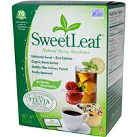 Purchase SweetLeaf Stevia Packets on iHerb.com