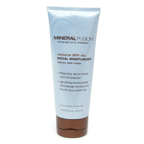 Purchase Mineral Fusion Mineral SPF40 Moisturizer on drugstore.com