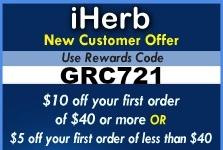 iHerb.com coupon