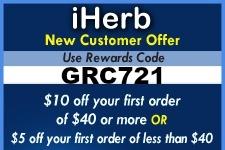 iHerb coupon