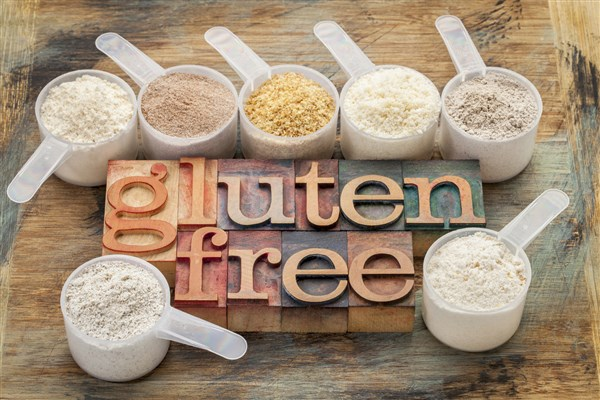 HELP WITH LIVING GLUTEN-FREE