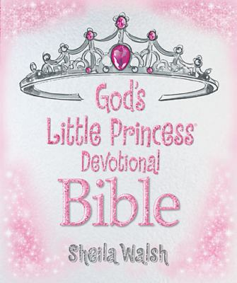 Purchase God's Little Princess Devotional Bible by Sheila Walsh