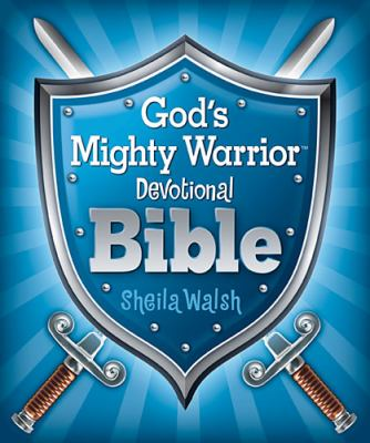 Purchase God's Mighty Warrior Devotional Bible by Sheila Walsh
