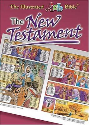 Purchase The Illustrated ICB Bible: New Testament