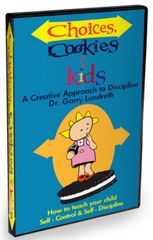 Purchase Choices, Cookies & Kids DVD by Garry Landreth